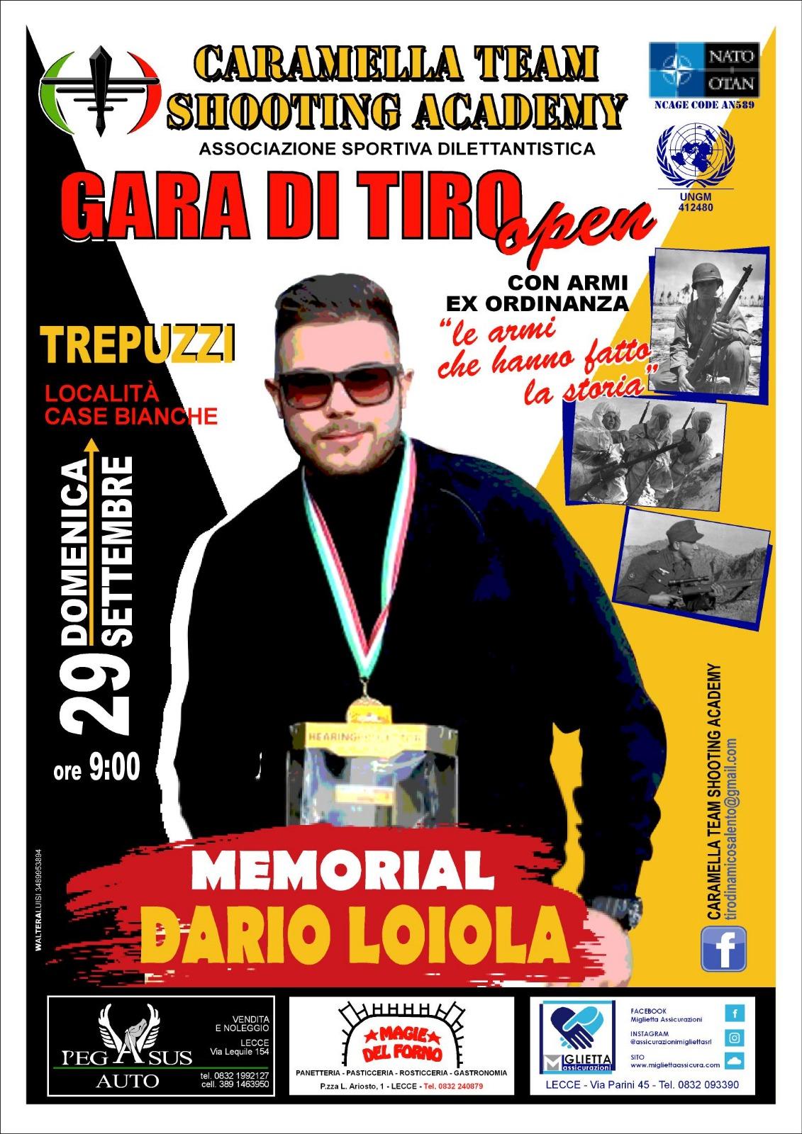 2° memorial Dario Loiola